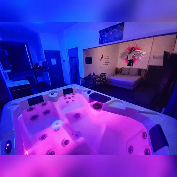 Suite Glamour Spa de Vénus Charavines